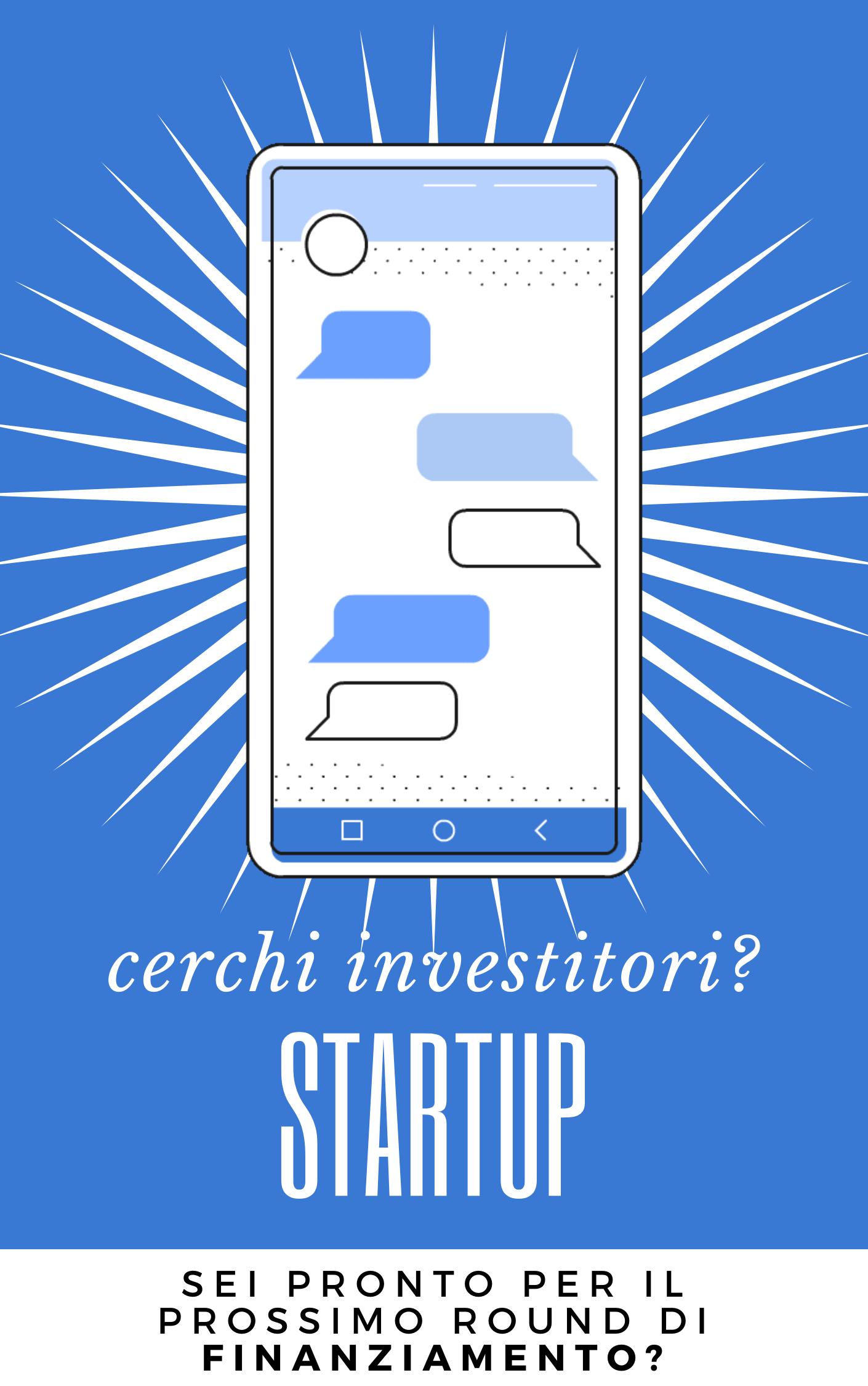 Startup per finanziamento